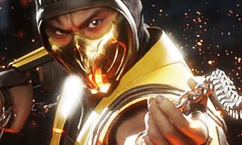 Mortal Kombat 11 : nouvelle salve de screenshots sanglants, ça tache