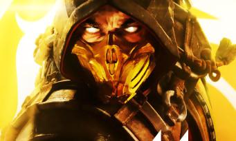 Mortal Kombat 11 : une jaquette subtilement sauvage à découvrir ici !