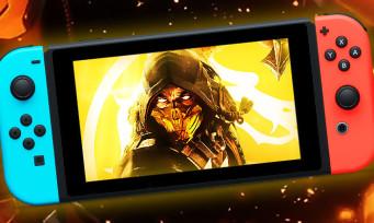 Mortal Kombat 11 : mauvaise nouvelle, la version Switch pourrait bien être retardée