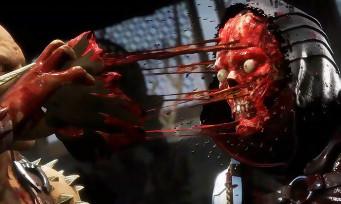 Mortal Kombat 11 : raz-de-marée de gameplay et de Fatalités ultra gores
