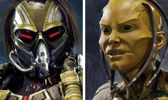 Mortal Kombat 11 : Kabal et D'Vorah confirmés dans le casting du jeu