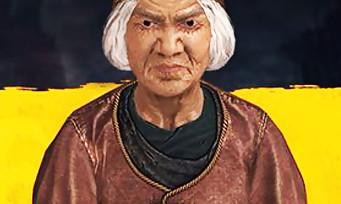 Mortal Kombat 11 : Blanche fait son grand retour, première image