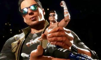 Mortal Kombat 11 : Johnny Cage confirmé, sa Fatalité présentée en vidéo