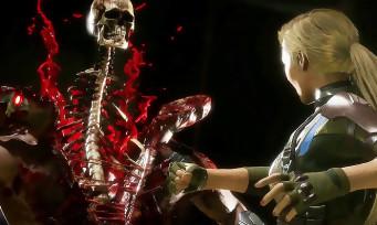 Mortal Kombat 11 : arrêtez tout et admirez la Fatalité de Cassie Cage