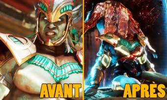 Mortal Kombat 11 : Kotal Kahn se fait totalement défoncer dans un trailer