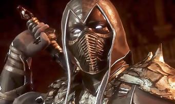 Mortal Kombat 11 : Noob Saibot dans un trailer sans pitié, attention ça tâche