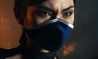 Mortal Kombat 11 : un spot TV bien classe avec Kitana