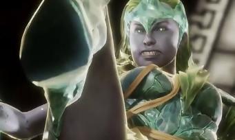 Mortal Kombat 11 : admirez la Fatality folle de Cetrion ici !
