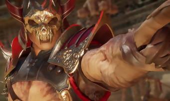 Mortal Kombat 11 : au tour de Shao Khan de nous révéler sa Fatalité !