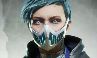 Mortal Kombat 11 : Frost entre dans l'arène, elle jette un froid en vidéo