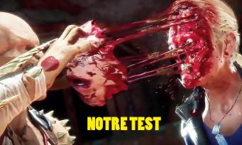 Test Mortal Kombat 11 : l'épisode de la maturité qui sang très très bon !