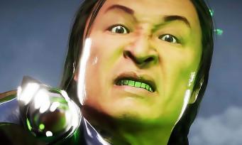 Mortal Kombat 11 : Shang Tsung dévoile sa Fatalité brutale
