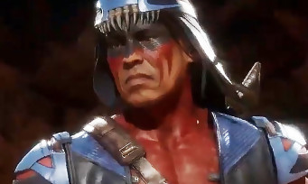 Mortal Kombat 11 : un trailer de gameplay avec Nightwolf