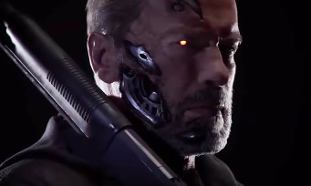 Mortal Kombat 11 : trailer de gameplay du Terminator et du Joker