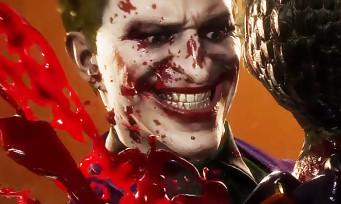Mortal Kombat 11 : le Joker déchiquette ses adversaires en trailer