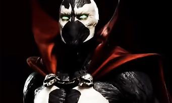 Mortal Kombat 11 : Spawn fait encore parler de lui