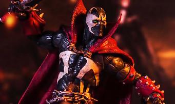Mortal Kombat 11 : le design de Spawn enfin révélé et il pète la classe