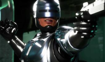 Mortal Kombat 11 Aftermath : un trailer surpuissant avec Robocop