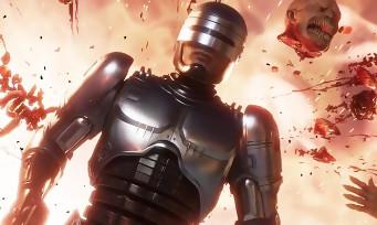 Mortal Kombat 11 : le gameplay de Robocop, Fujin et de Sheeva, c'est gore
