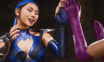 Mortal Kombat 11 : les Friendships ont droit à un trailer officiel, Why Can't We
