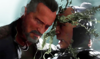 Mortal Kombat 11 : du gameplay brutal avec Robocop et le Terminator