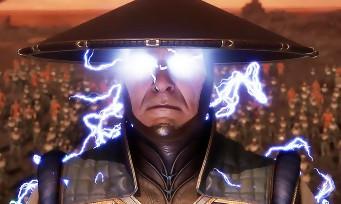 """Mortal Kombat 11 : un trailer de lancement centré sur l'histoire pour le DLC """"Af"""