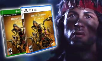 Mortal Kombat 11 : Rambo arrive, la version PS5 et Xbox Series X annoncée