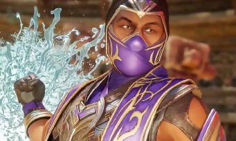 Mortal Kombat 11 : Rain entre dans la danse, il masterise la pluie et la foudre