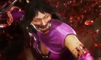Mortal Kombat 11 : voici le trailer sans pitié de Mileena