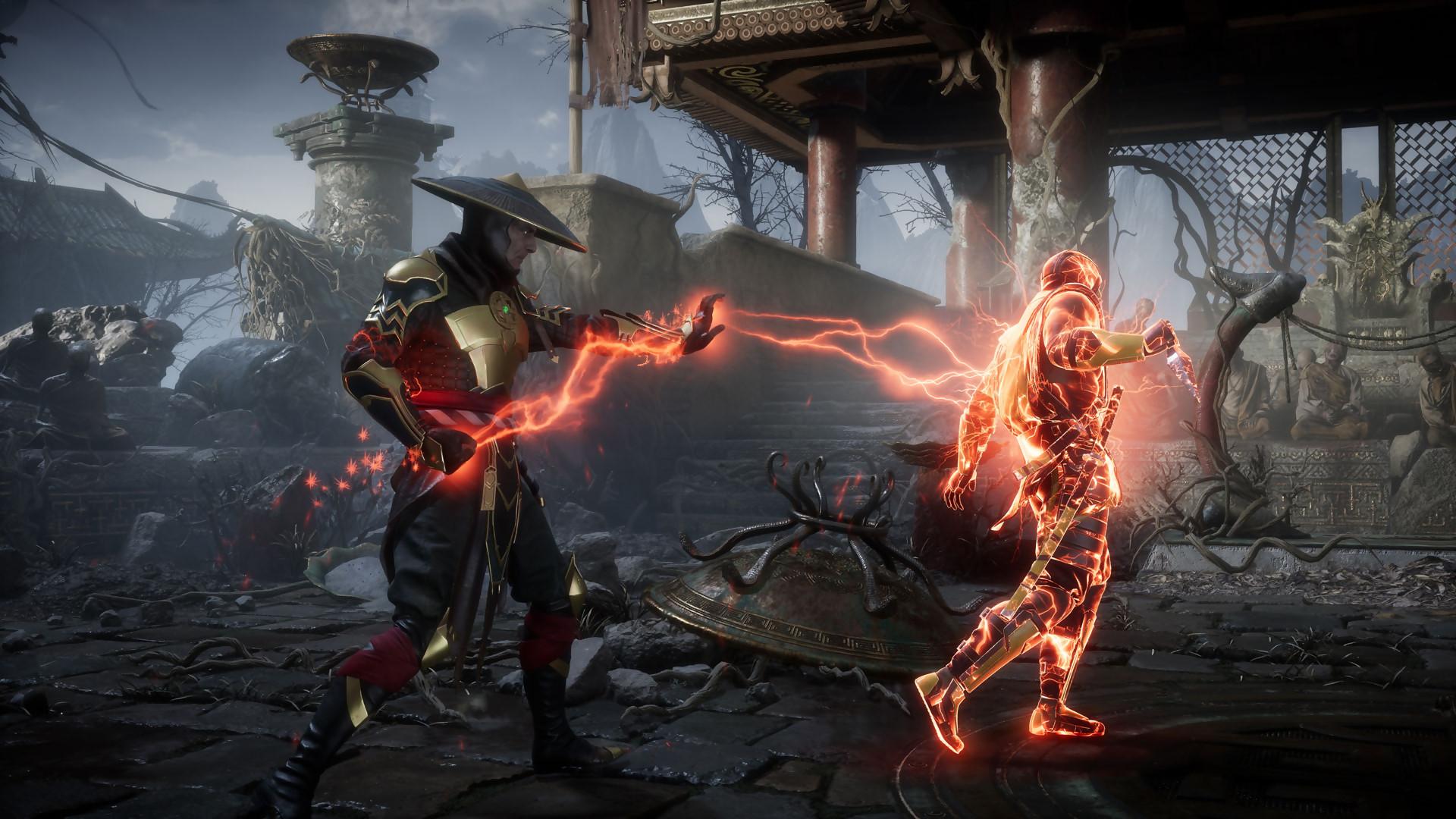 Mortal Kombat 11 : nouvelle salve de screenshots sanglants ...