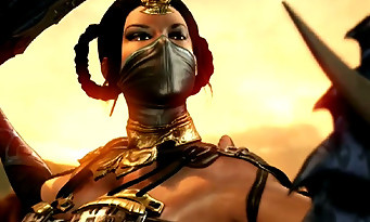 Mortal Kombat X : gameplay trailer avec Kitana