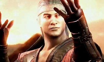Mortal Kombat X : gameplay trailer de Liu Kang
