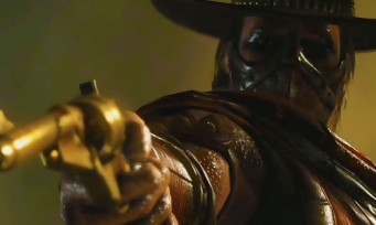 Mortal Kombat X : trailer de gameplay d'Erron Black