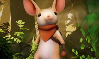 Moss : une longue vidéo de gameplay du jeu d'aventure sur PSVR