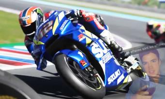 MotoGP 20 : une vidéo qui détaille la gestion de carrière