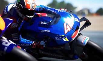 MotoGP 20 : le trailer de lancement est là et il trace sa route
