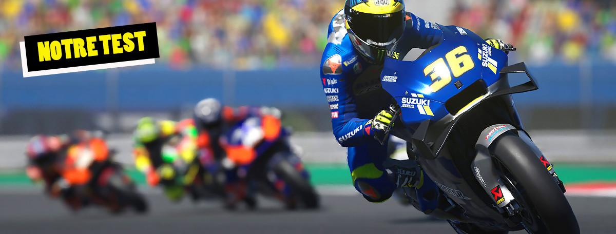 Test MotoGP 20 : enfin un épisode qui signe la pôle position ?