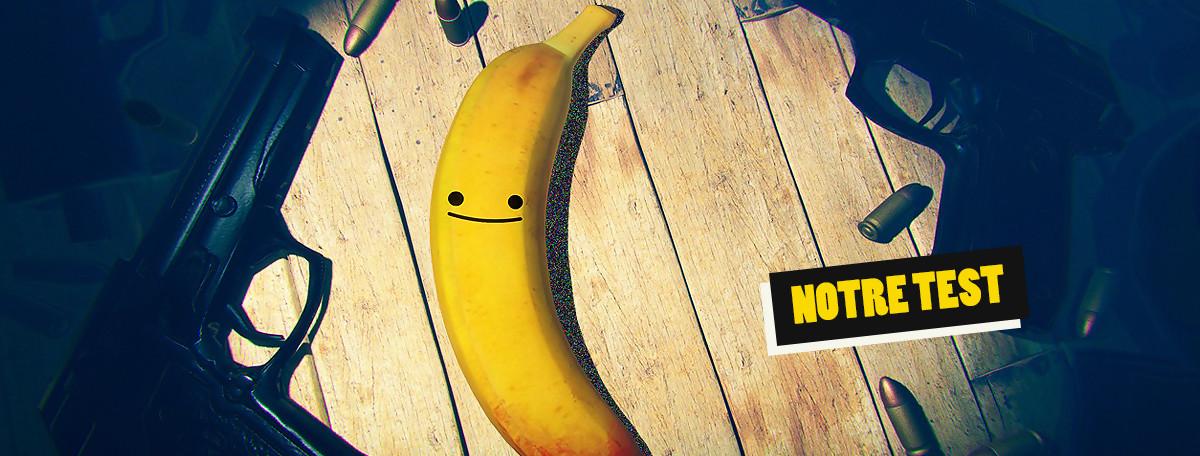 Test My Friend Pedro : le nouveau défouloir de Devolver donne la banane