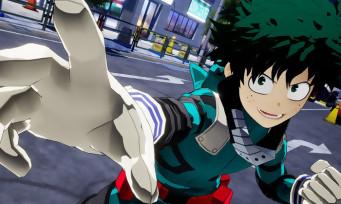 My Hero Academia One's Justice : toutes les images du jeu