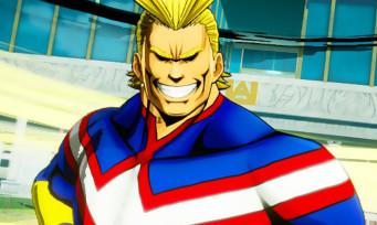 My Hero Academia One's Justice : toutes les dernières images du jeu