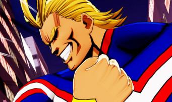 My Hero One's Justice 2 : une nouvelle salve de screenshots bien énervés