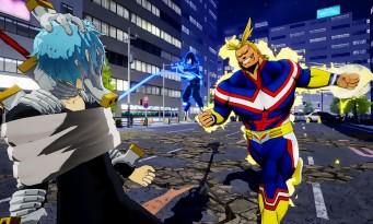 My Hero Academia : One's Justice