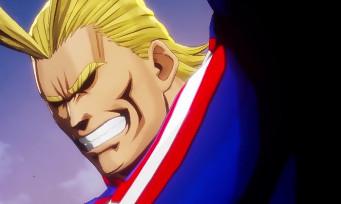 My Hero One's Justice : des patates de forain dans ce trailer de lancement