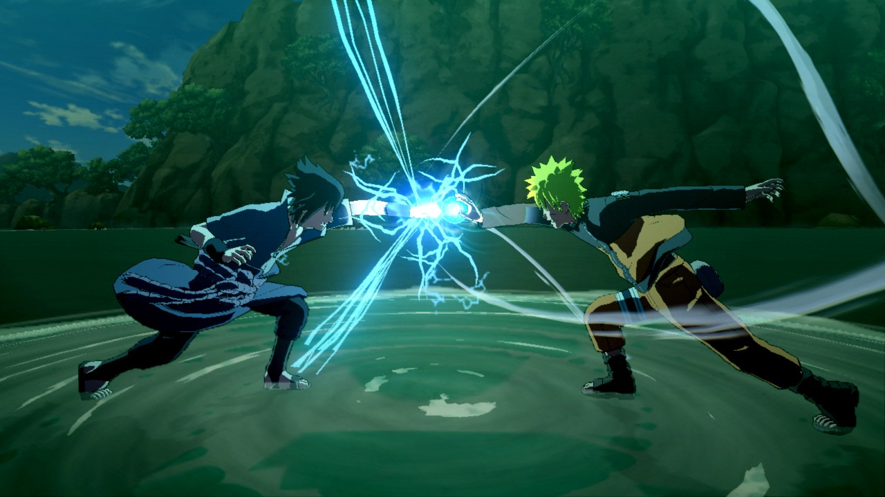 Naruto Shippuden Ultimate Ninja Storm 3 Des Images De Kyubi
