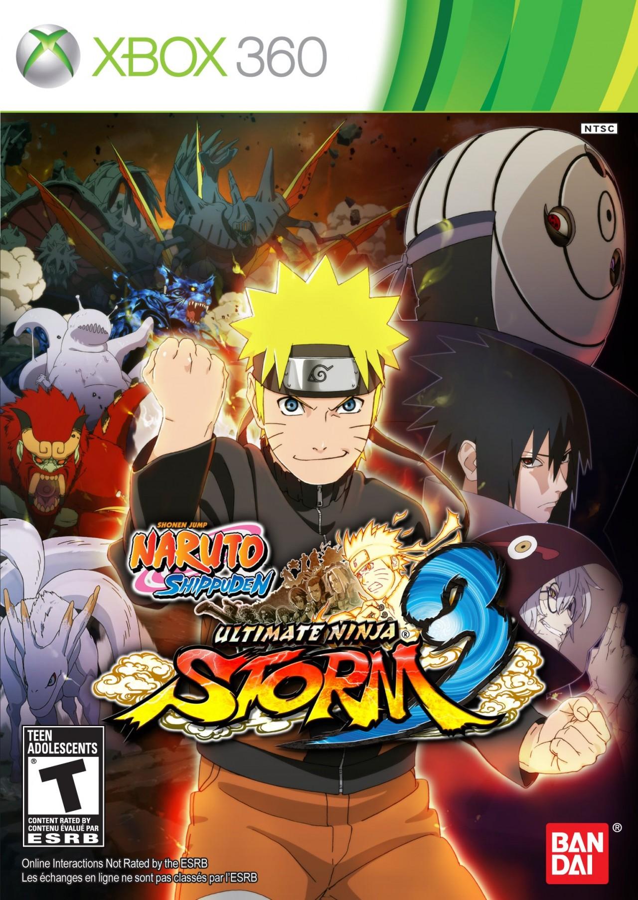 Test Naruto Shippuden Ultimate Ninja Storm 3 Le Mode Histoire