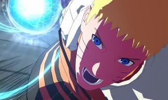 Naruto Ninja Storm 4 Road to Boruto : trailer gameplay Naruto Hokage