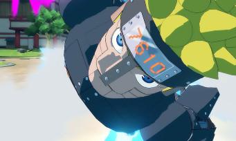Naruto Ninja Storm 4 Road to Boruto : des images avec Mécha-Naruto