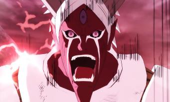 Naruto Ultimate Ninja Storm 4 Road to Boruto : des images de Momoshiki