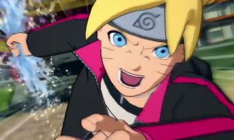 Naruto Ultimate Ninja Storm 4 : trailer de gameplay de Road to Boruto