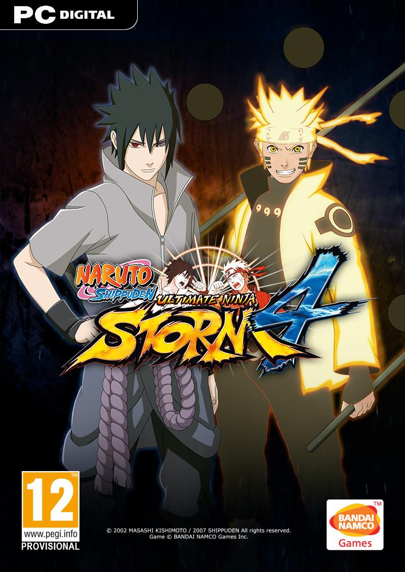 naruto shippuden ultimate ninja storm 4 ps3 micromania